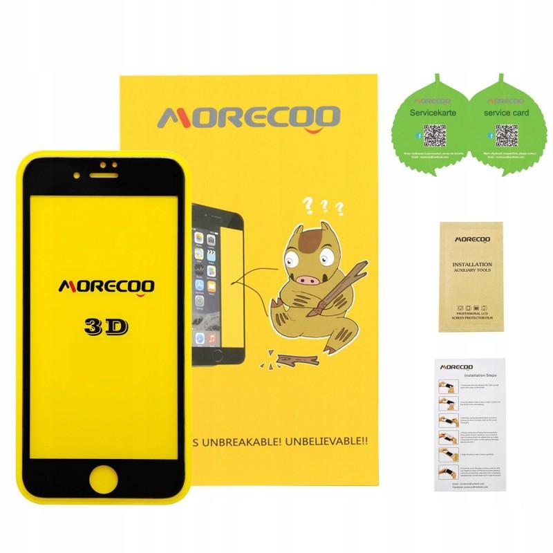 Szkło Premium Glass MORECOO 3D/5D...